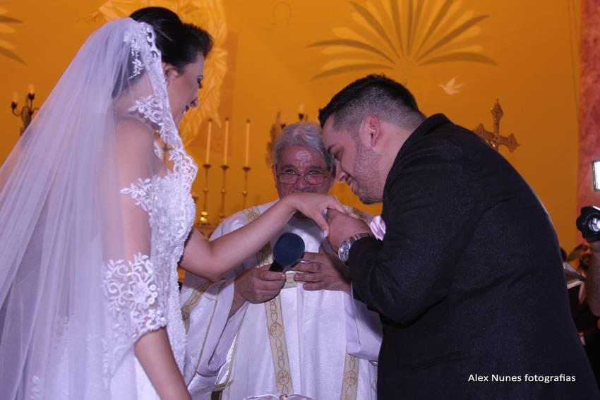 casamento palmeiras Assessoria para casamentos - Casamento Clarissa e Kelvin
