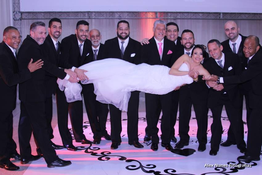 casamento palestra italia Assessoria para casamentos - Casamento Clarissa e Kelvin
